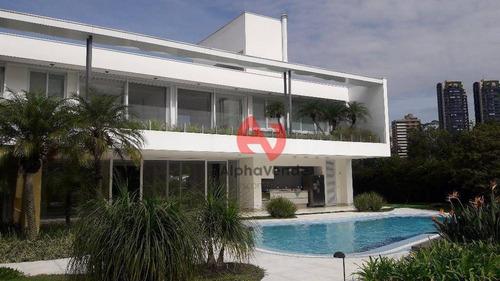 Imagem 1 de 30 de Casa Residencial À Venda, Alphaville, Barueri - Ca5853. - Ca5853