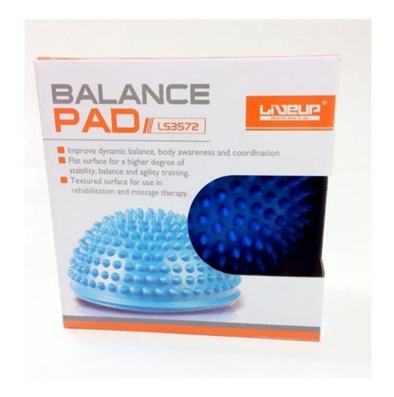 Mini Bosu Spike Ball Pelota Equilibrio Fisio