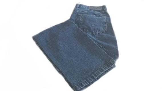 Calça Jeans Masculina Tradicional Reta 42 E 44 [33010]
