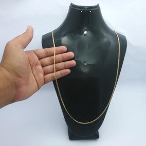 Corrente Grumet Em Ouro 18 K 73 Cm