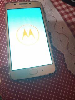 Celular Moto G5 32giga Android 8.1