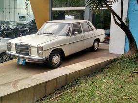 Mercedes Benz Antiguo