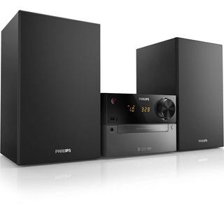 Minicomponente Equipo Musica Philips Btm2310 En Cuotas