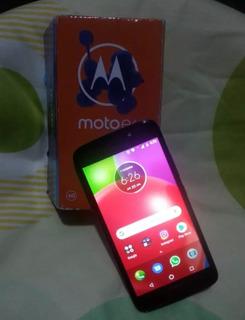 Motorola Moto E4 Con Lector De Huella Liberado..