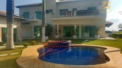 Sobrado Residencial À Venda, Condominio Ninho Verde, Porangaba. - Codigo: So1296 - So1296
