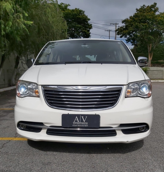 Chrysler Town & Country 3.6 Limited