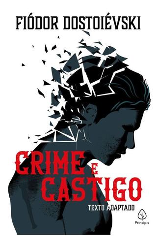 Livro - Crime E Castigo ( Fiodor Dostoiévski )