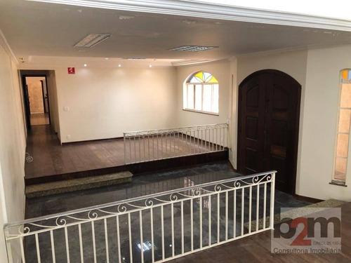 Imagem 1 de 28 de Sobrado Com 3 Dormitórios Para Alugar, 173 M² Por R$ 13.000/mês - Vila Yara - Osasco/sp - So0623