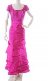 Vestido Color Fucsia Ceremonia