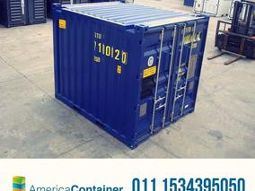 Contenedores Maritimos Containers Nacionalizados La Plata