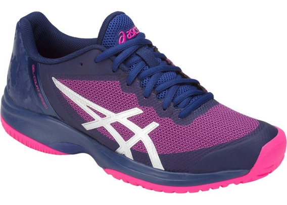 Tênis Asics Gel Court Speed Fem - Alta Performance Em Tennis