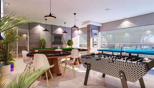 Imagem 1 de 15 de Apartamento - Venda - Planalto Bela Vista - São Vicente - Cdl209