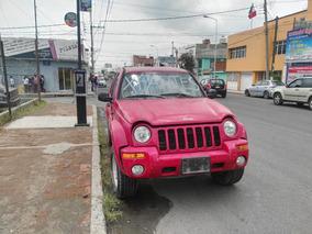 Jeep Liberty 2004 Solo X Partes