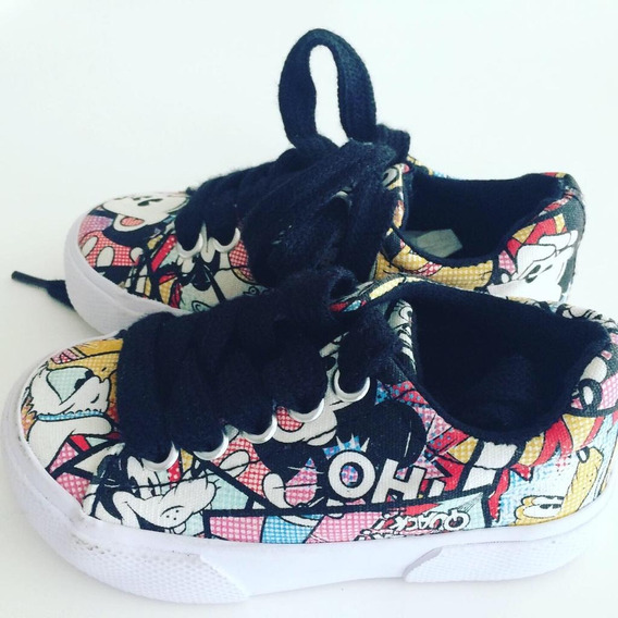 Zapatillas Mickey Disney Originales