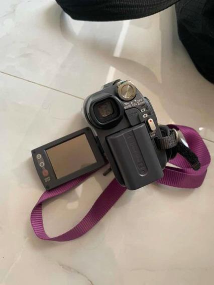 Filmadora Sony Handycam Pouco Uso
