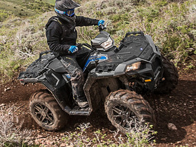Polaris Sportsman 850 Sp Eps Cuatricilo Atv Todo Terreno