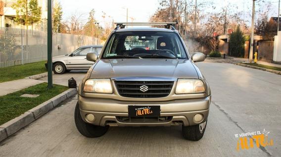 Suzuki Grand Vitara Jlx. 2004