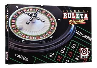 Juego Ruleta Diamante Ruibal Clásicos (+ 8 Años)