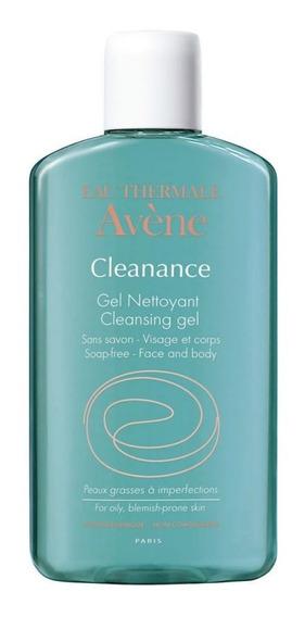 Avene Cleanance Gel Limpiador Pieles Grasas-acne X 200 Ml