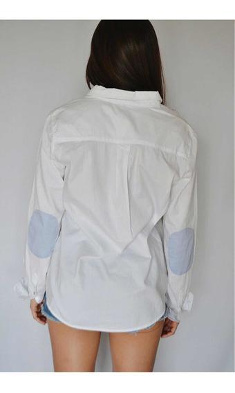 Camisa De Mujer Blanca Primavera Verano