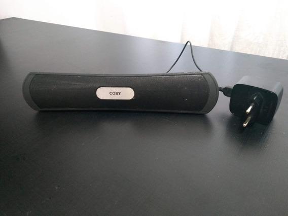 Caixa De Som Bluetooth Coby - Cmb-103