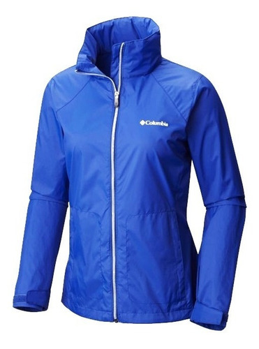 Campera Impermeable Columbia Switchback Mujer Rompeviento