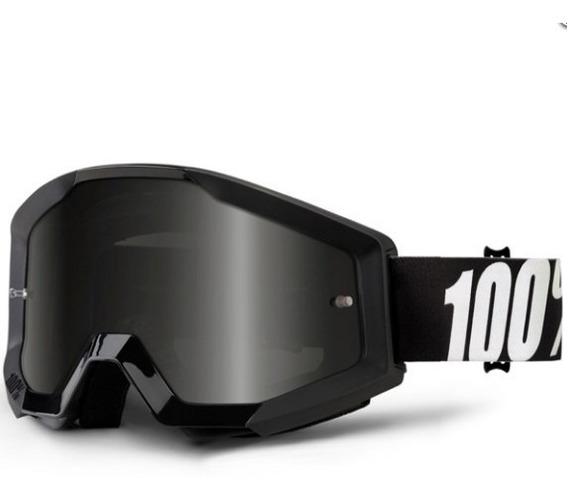 Antiparras 100% Espejadas Strata Sand Enduro Motocross Atv
