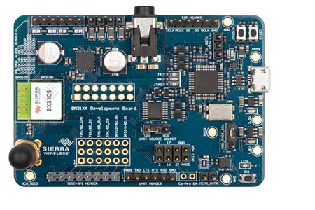 Kit Sierra Módulo Dev Wi-fi, Bluetooth Classic E Le Bx310x