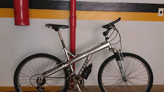 Bicicleta Bike Caloi T-type Aluminium Aro 26 - 21 Marchas