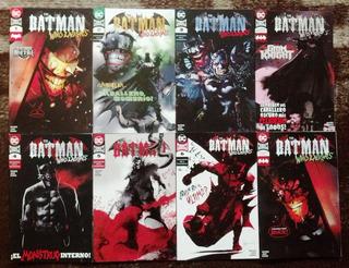 Batman Who Laughs Serie Completa En Español