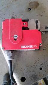 Euchner Stm1a-222b024-m - Chave De Segurança Com Bloqueio 3n