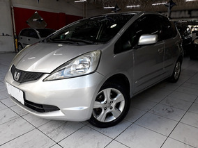 Honda Fit 1.4 Lx Flex 5p / Financiamos Com Zero De Entrada