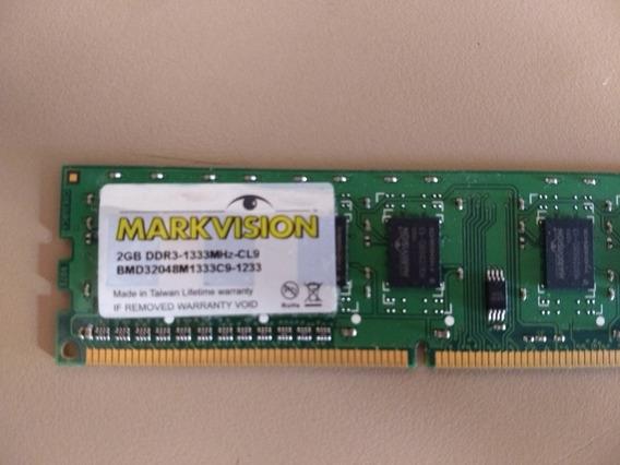 Memoria Markvision 2gb 1333mhz