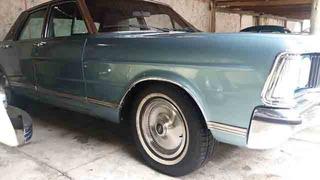 Ford Galaxie Ltd79 Manual Chave Reserva Carro Muinto Integro