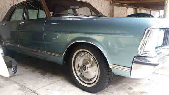 Ford Galaxie Ltd 1979 Manual Chave Reserva.
