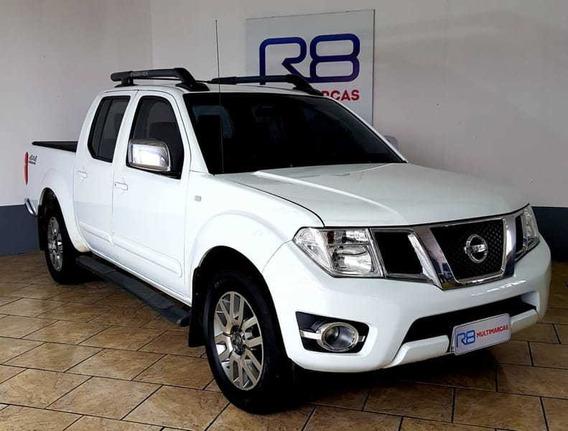 Nissan Frontier Sl 4x4 Automatica