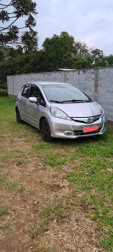 Honda Fit 2013 1.5 Exl Flex Aut. 5p