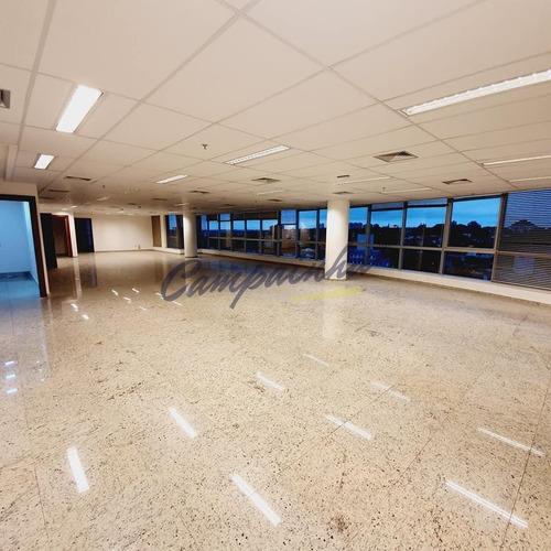 Sala Para Aluguel Em Cambuí - Sa001709