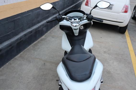 Honda Pcx 150 Partic Branca