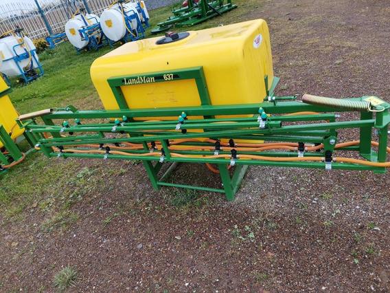 Aspersora Fumigadora Para Tractor Agricola 600 Litros 11 Mt