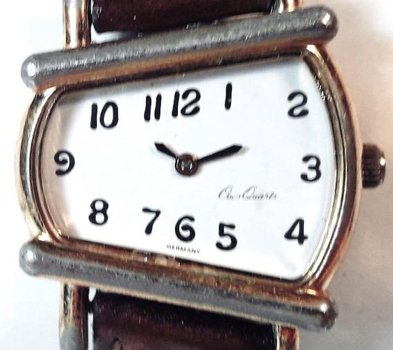 034 Rlg- Relógio De Pulso Germany- Antigo- Para Colecionador