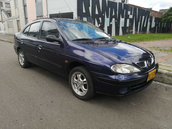 Renault Megane Mod 2000 1400 Cc Kms 130000