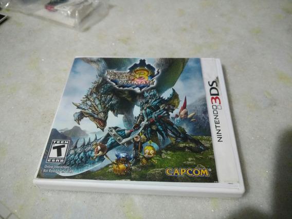 Jogo Monster Hunter 3 Ultimate Nintendo 3ds