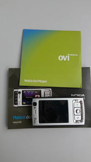 Celular Nokia N95 3g Wi-fi Cam 5mpx Extremamente Novo