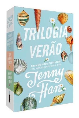 Livro - Box Trilogia Verão / Jenny Han