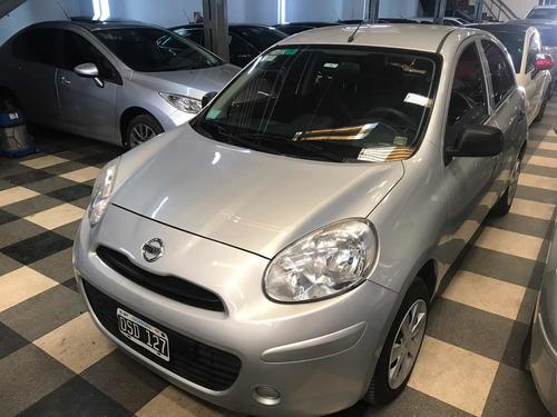 Nissan March 1.5 Active Gnc 60660537