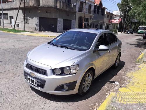 Chevrolet Sonic Ltz 1.6 Cuero El Mas Full Impecable Particul