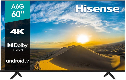 Hisense 60  A6g 4k (60a6g, 2021) Nueva