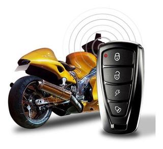 Sistema De Alarma Para Moto Steel Mate 1 Way Antisecuestro