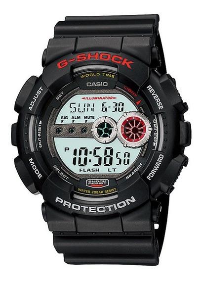 Relógio Casio G-shock Masculino Digital Gd-100-1adr